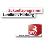SPD-Zukunftsprogramm Landkreis Harburg Logo
