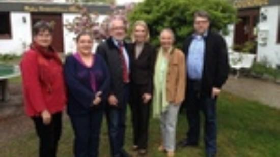 Constanze Hock-Warmuth, Petra Meißner, Wolf-Egbert Rosenzweig, Svenja Stadler, Anneliese Scheppelmann, Sven Gottschewsky