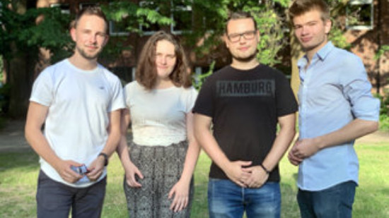 Gruppenfoto von Junge Union, Jungen Liberalen, Grüner Jugend und Jusos