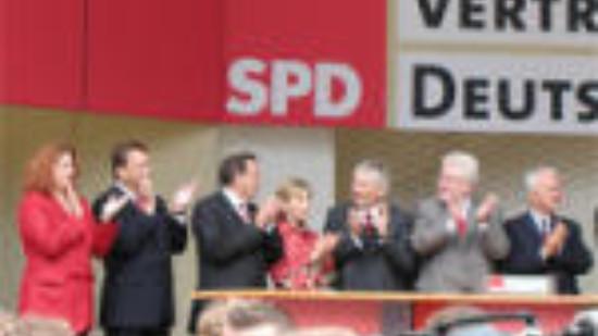 Wahlkampfauftakt Hannover