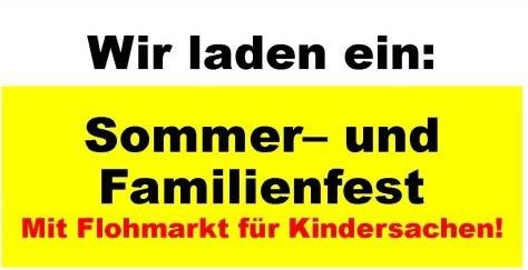 Sommer - und Familienfest der SPD Elbmarsch