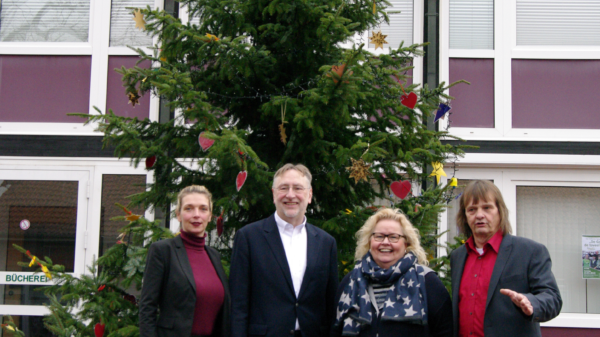 Neujahrsempfang 2019 - Bernd Lange MEP